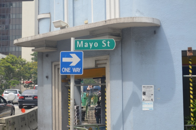 Mayo Inn location