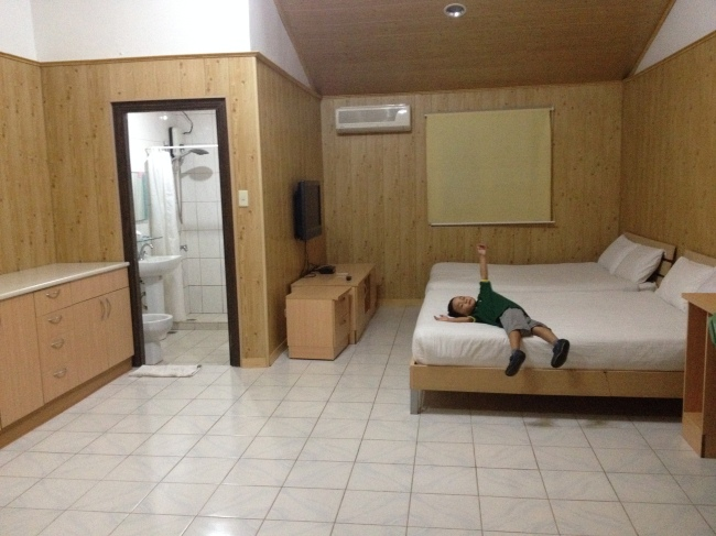 Log Cabin Room