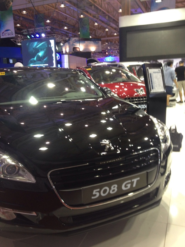 Manila International Auto Show 2014