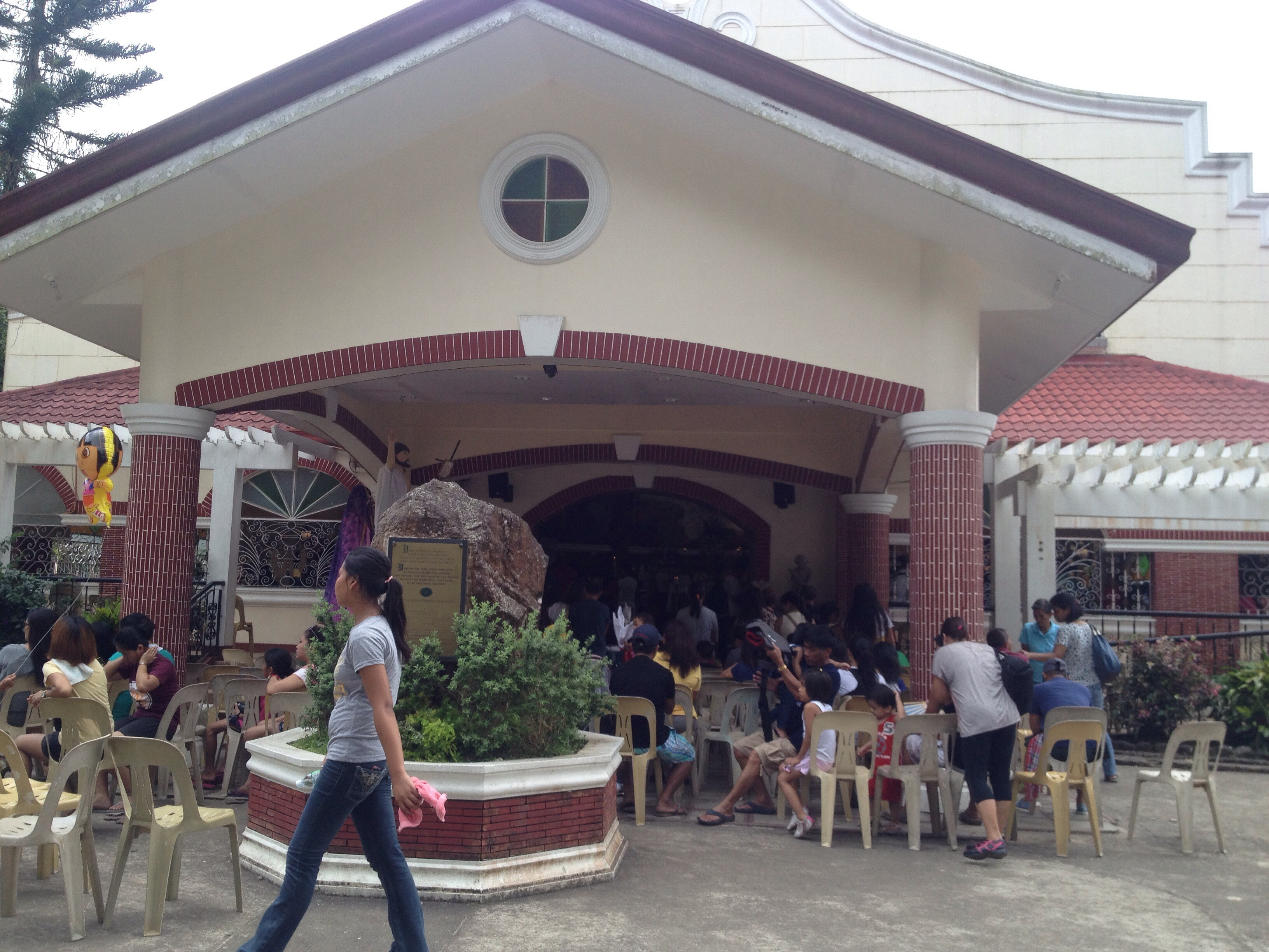 Kamay ni Hesus Shrine and Healing Center