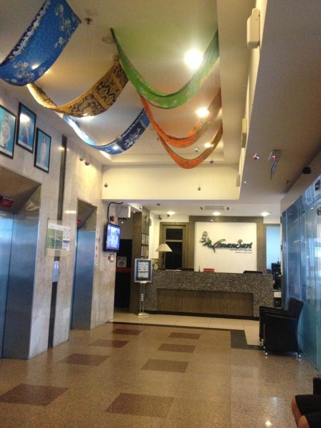 Amansari Hotel City Centre