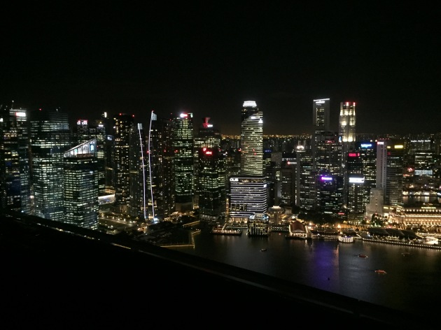 Marina Bay Sands Review