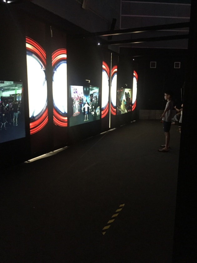 Avengers S.T.A.T.I.O.N Exhibition
