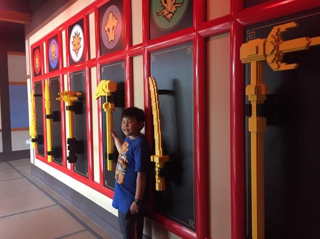 Legoland Malaysia Ninjago